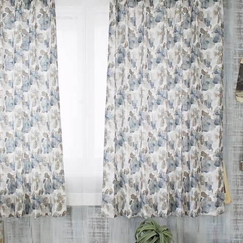 Beekalene インポートカーテン【YH963】カセロ